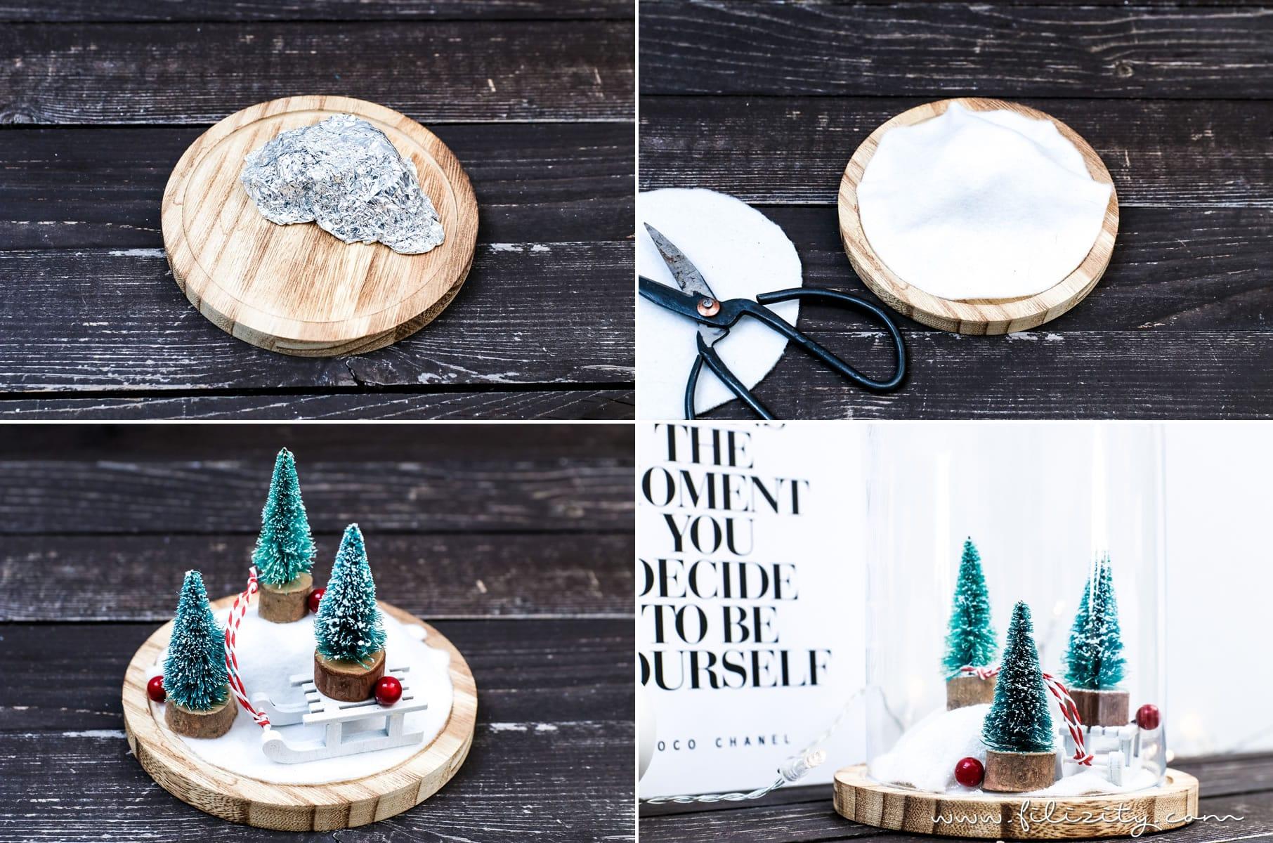 weihnachtsdeko winterwonderland im glas diy blog aus dem rheinland. Black Bedroom Furniture Sets. Home Design Ideas