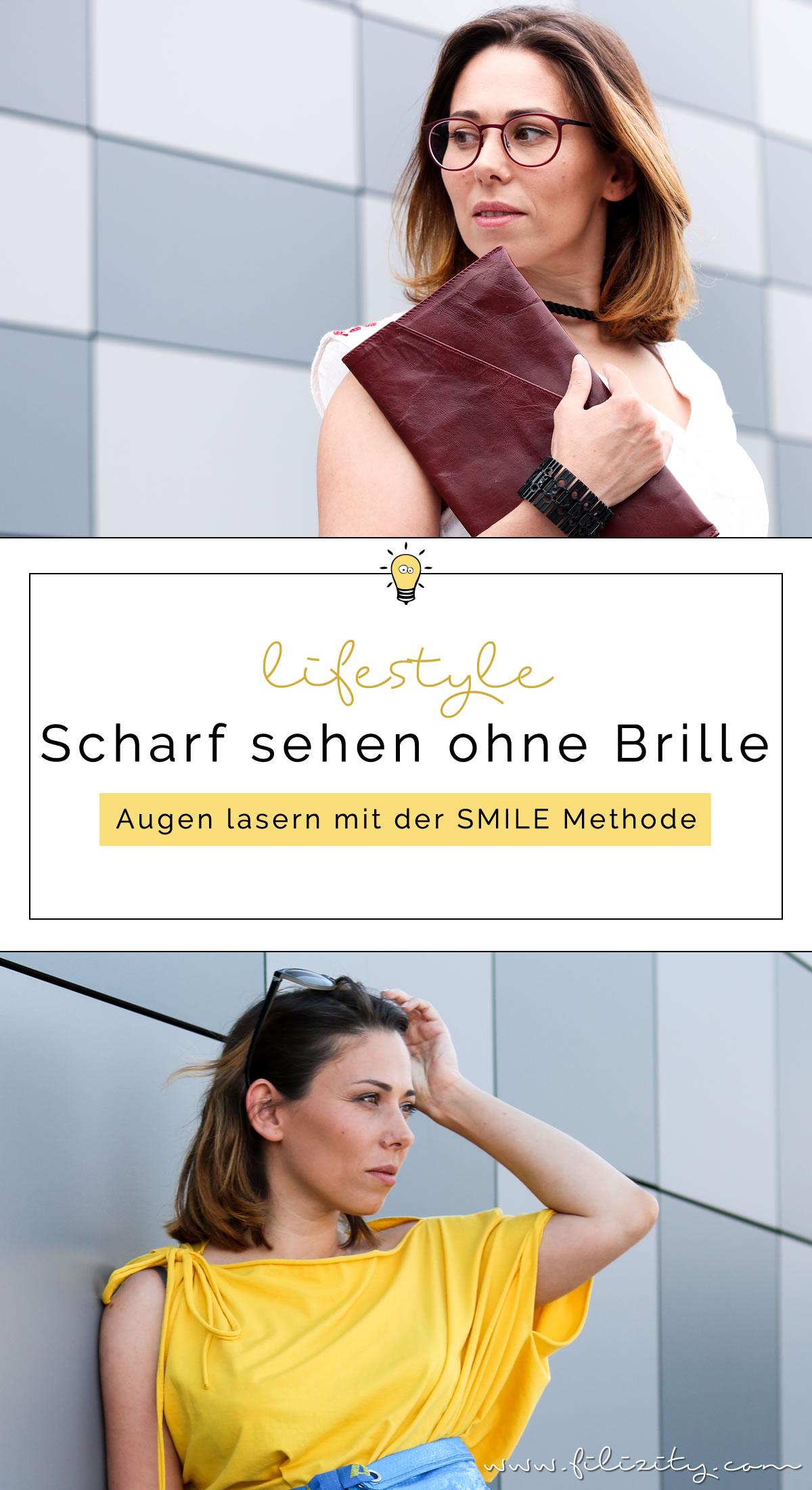 Augen lasern mit der SMILE Methode - Smile Eyes Augencentrum Köln | Filizity.com | Lifestyle-Blog aus dem Rheinland