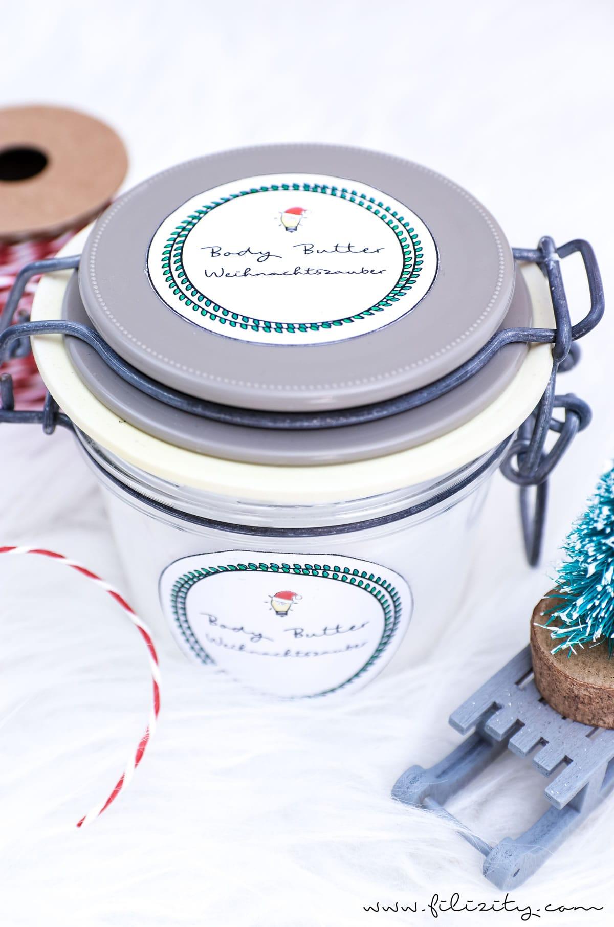 diy geschenkidee body butter selber machen beauty blog aus dem rheinland. Black Bedroom Furniture Sets. Home Design Ideas