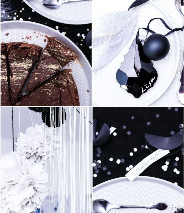 Alles für die Silvester-Party  – Rezepte, Deko, DIY Geschenkideen & mehr