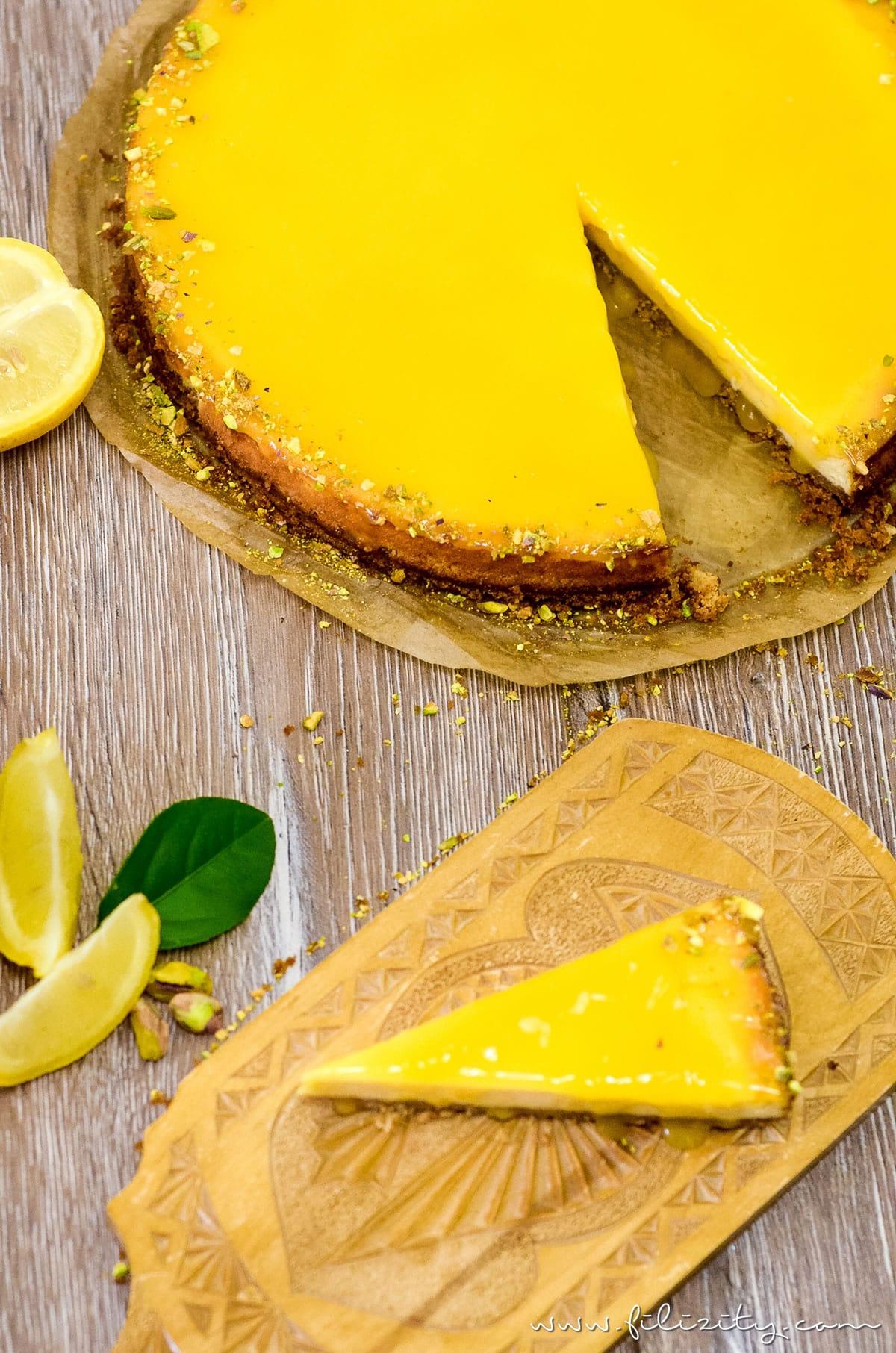 lemon curd cheesecake k sekuchen mit zitronencreme food blog aus dem rheinland. Black Bedroom Furniture Sets. Home Design Ideas