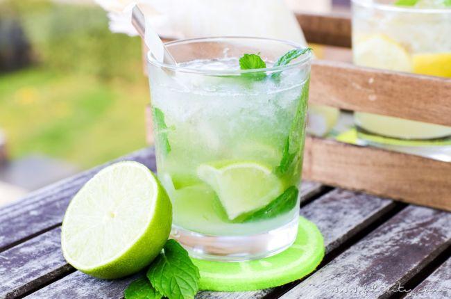 Mojito – Erfrischendes Cocktail-Rezept