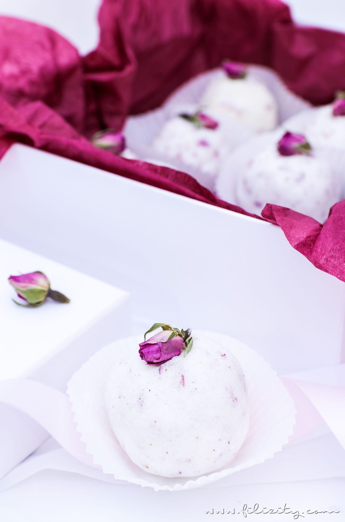 DIY Geschenkidee zum Muttertag oder Valentinstag: Home Spa Set | Home Spa Box / Wellness-Box selber machen | Filizity.com | Beauty- & DIY-Blog aus dem Rheinland #muttertag #geschenkidee #valentinstag