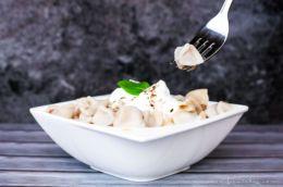 Rezept für Manti - Türkische Tortellini mit Knoblauch-Joghurtsoße und Paprikabutter | Filizity.com | Food-Blog aus dem Rheinland #tortellini #ravioli #manti