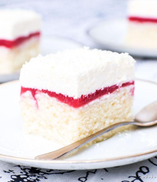 Himbeer-Vanille-Torte (Frau Holle Kuchen)