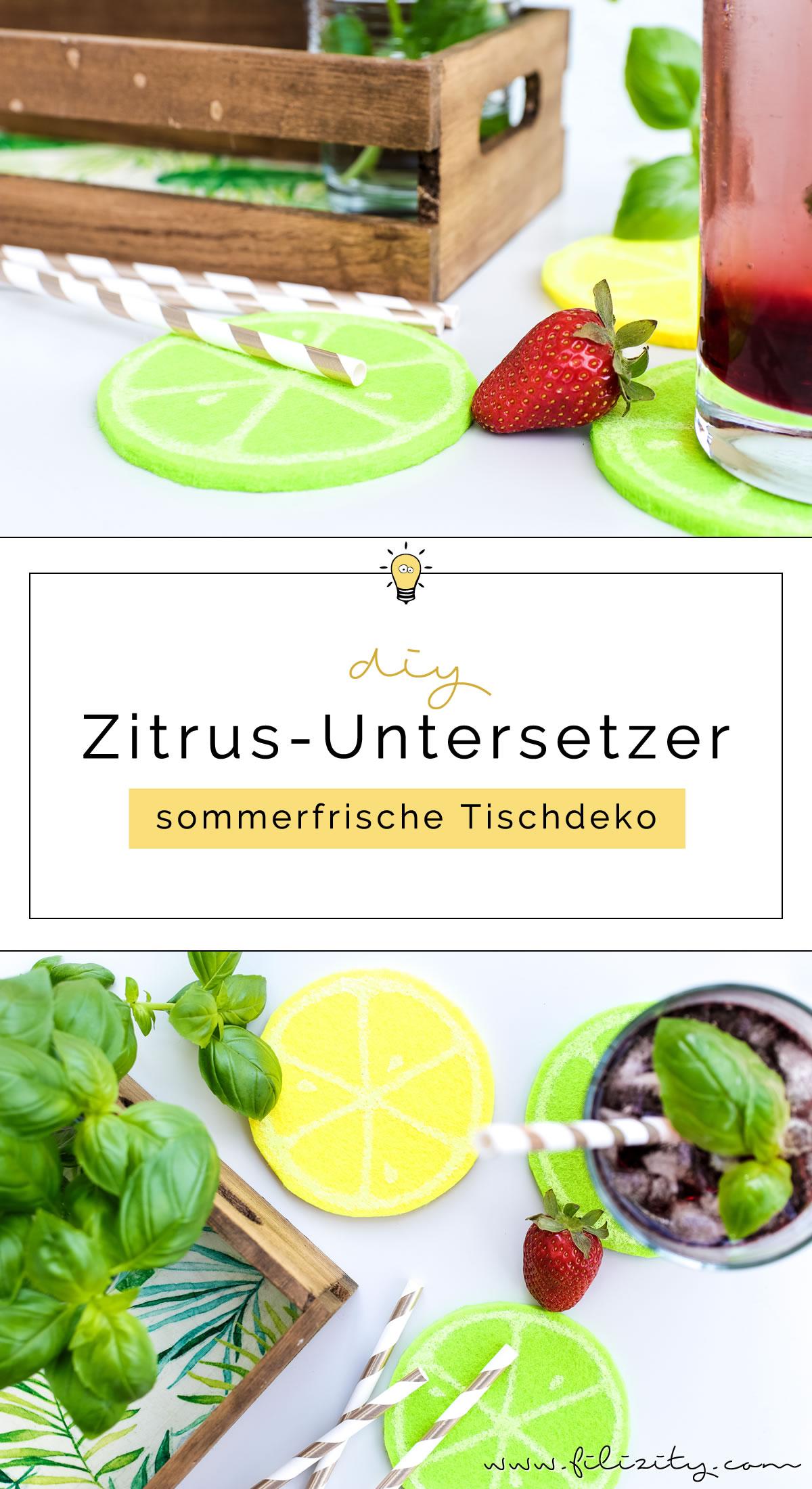 Großzügig Tischdeko Basteln Sommerfest Bilder - Hauptinnenideen ...