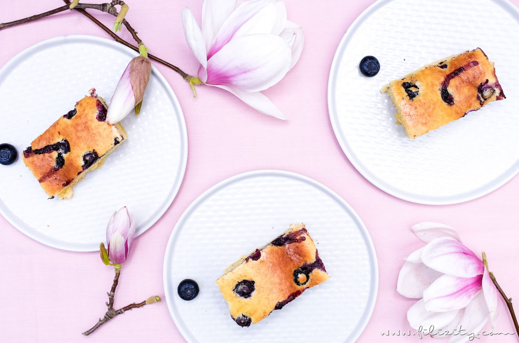 Ofen-Pfannkuchen mit Blaubeeren – Zum Frühstück oder als Dessert