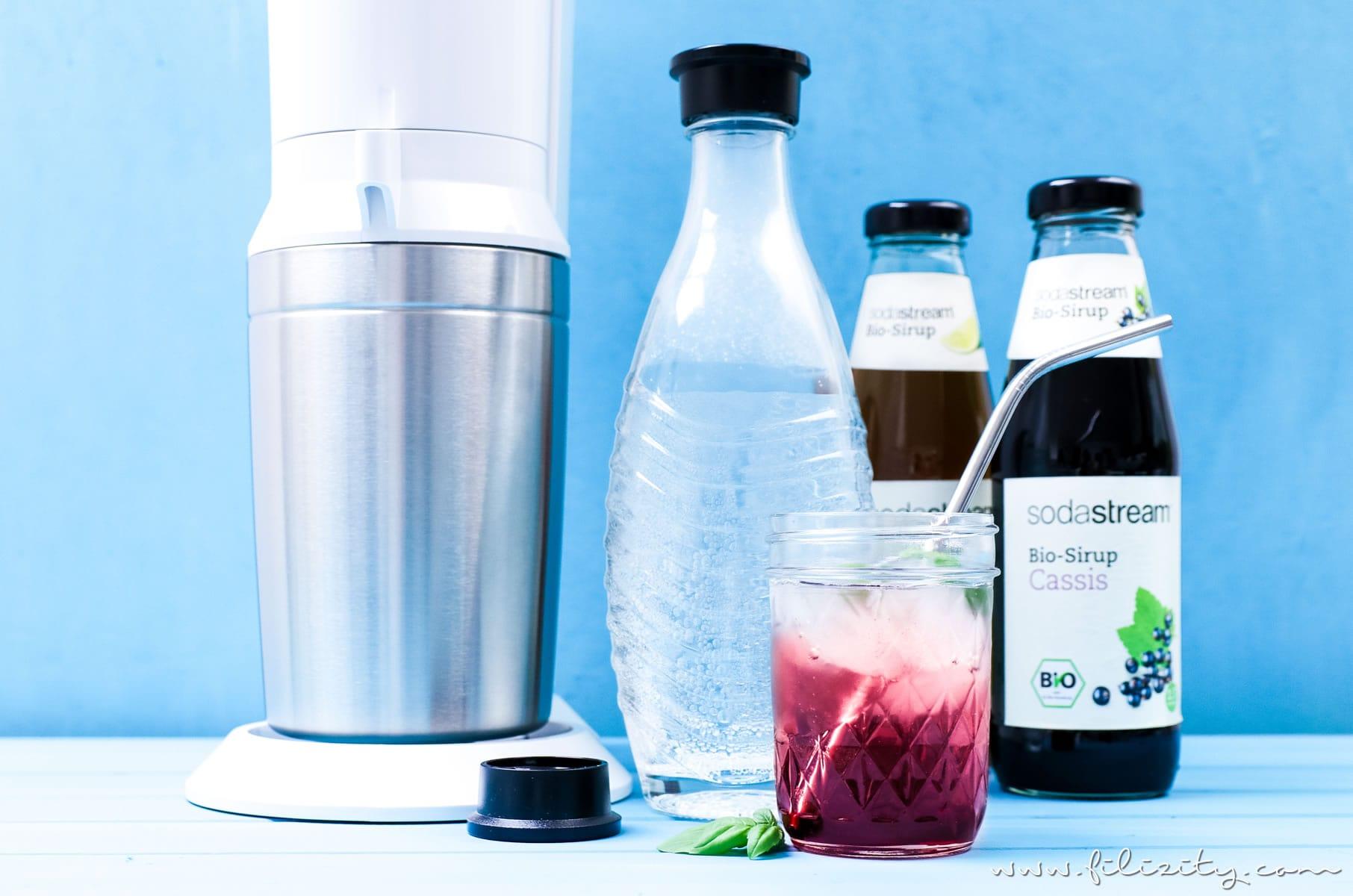 Instagram-Gewinnspiel: SodaStream Crystal 2.0 + Ersatzflasche + Sirup | Filizity.com | Lifestyle & Food-Blog aus dem Rheinland #sodastreamde