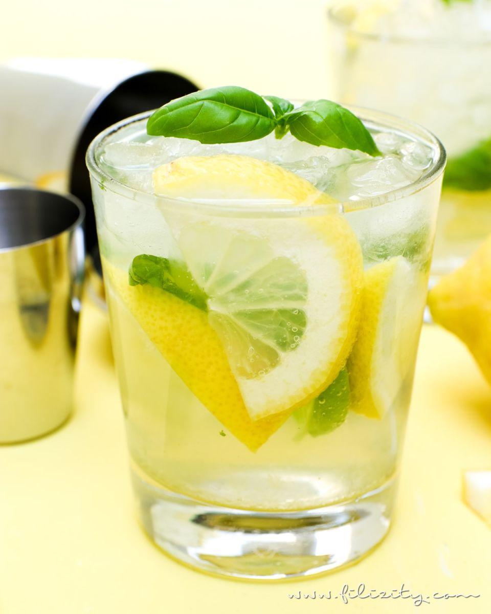 Rezept für Zitronen-Mojito – Der Cocktail-Klassiker mal anders