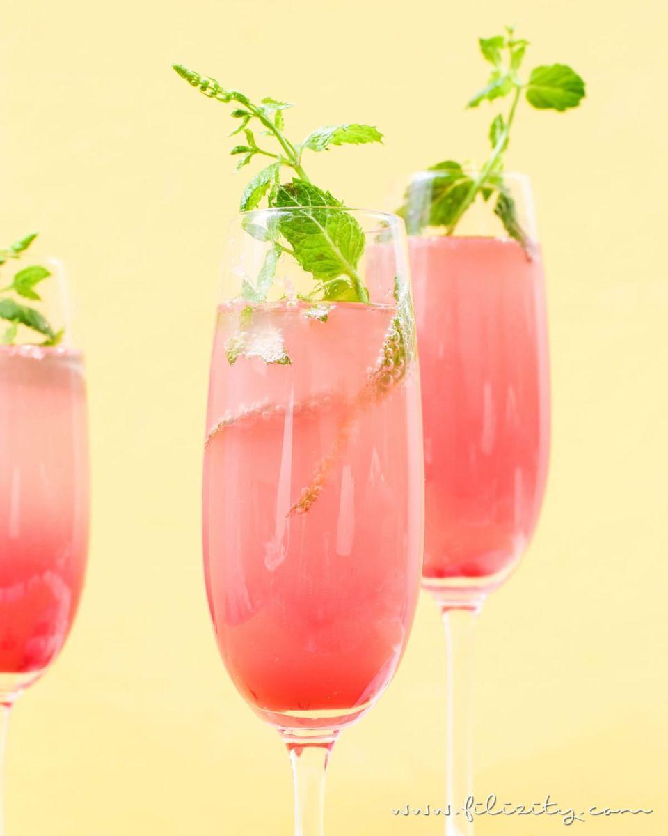 Lieblings-Sommerdrink: Erfrischender Grapefruit-Cocktail (mit oder ohne Alkohol)