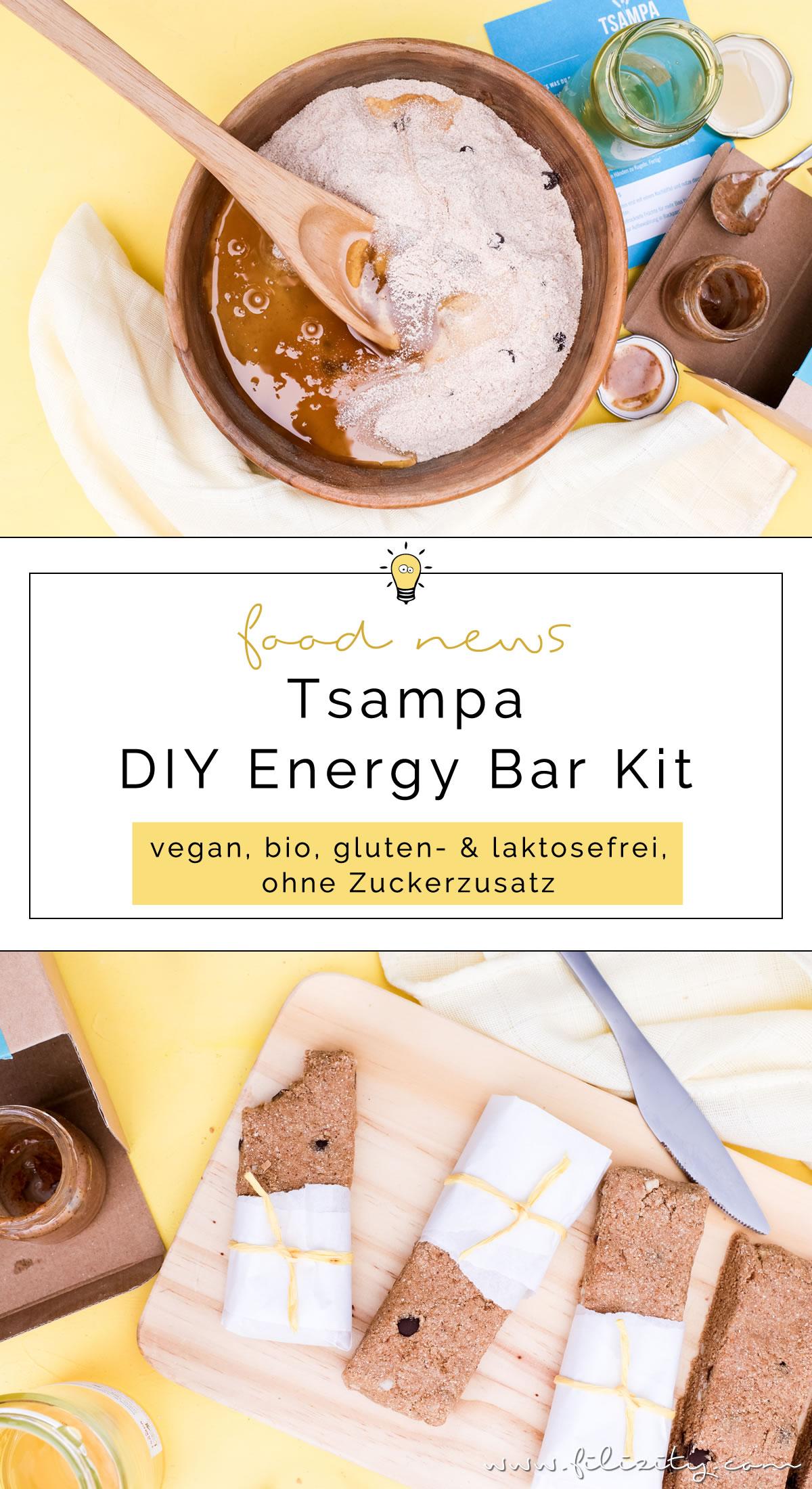 TSAMPA Energieriegel & DIY Energy Snack Set | Filizity.com | Food-Blog aus dem Rheinland #tsampa #energybar #vegan #glutenfrei #laktosefrei #bio