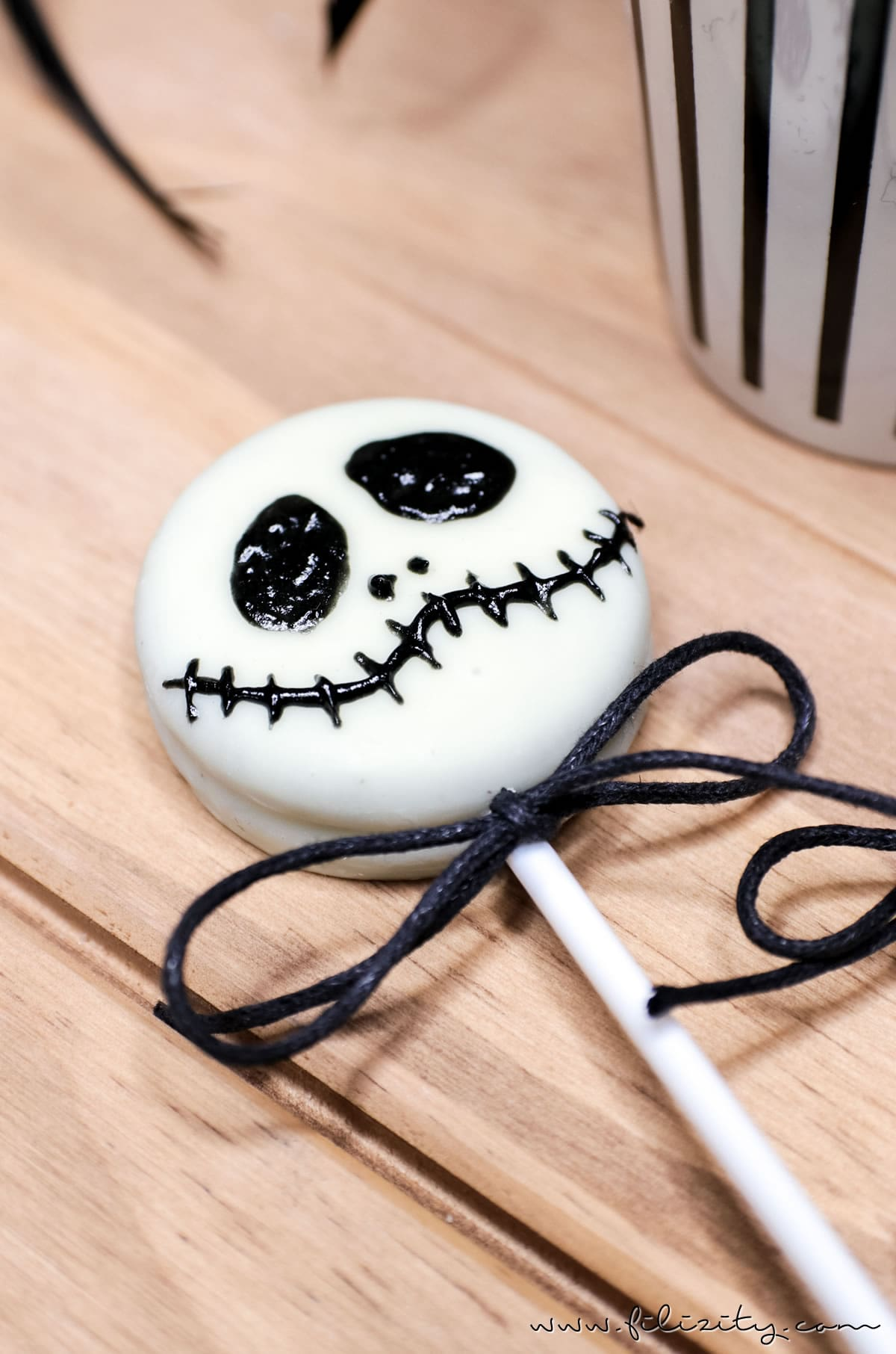 schnelles halloween rezept jack skellington keks lollies food blog aus dem. Black Bedroom Furniture Sets. Home Design Ideas